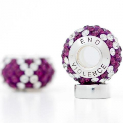 End Violence Confidence Bead {alt_text}